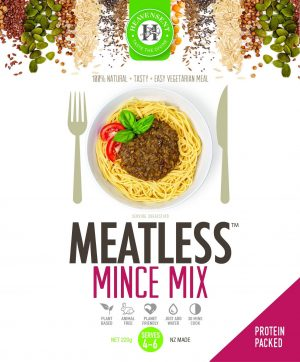 Heavensent Meatless Mince Mix 220g