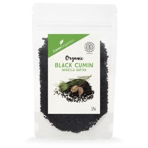 Ceres Organics Black Cumin Seeds 125g