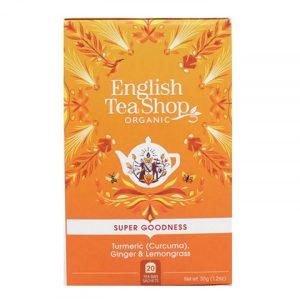 English Tea Shop - Super Goodness Turmeric 35g