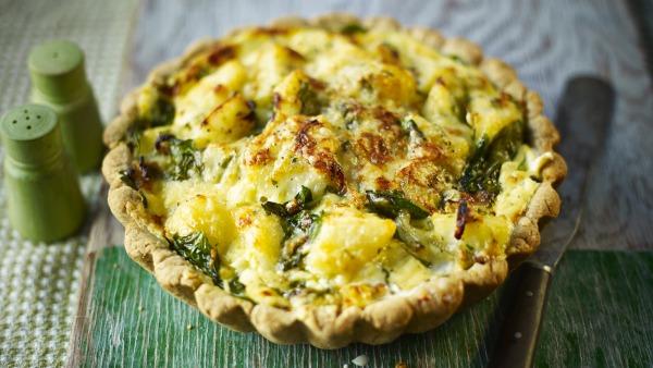 Vegetarian Bakehouse Open Vegetable Pie 120g FROZEN
