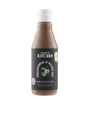 Culleys Balsamic & Olive Oil Dressing 250ml