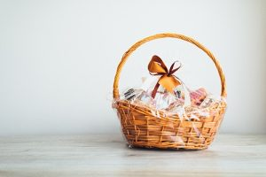 Gift baskets & vouchers