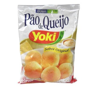Yoki Cheese Bread 250g