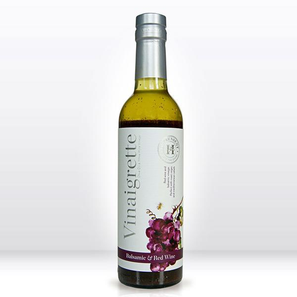 Heavensent Balsamic & Red Wine Vinaigrette 375ml