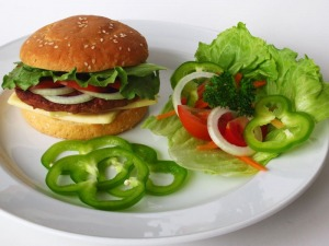 Thoroughbread Hamburger Buns (4) 350g
