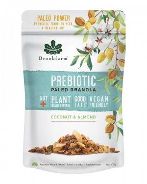 Brookfarm Prebiotic Paleo Granola 300g