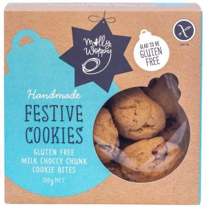 Molly Woppy Milk Choccy Festive Box 130g