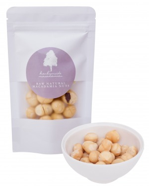 Harbourside Macadamias Raw Natural 100g