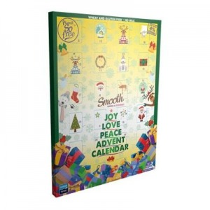 So Free Smooth Cocoa & Coconut Advent Calendar 110g