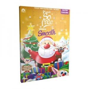 So Free Smooth Salted Caramel Advent Calendar 110g