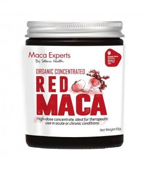 Seleno Health Organic Red Maca 65g