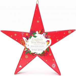 English Tea Shop Premium Holiday Selection (6) Red Star 12g