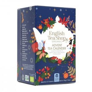 English Tea Shop Organic Advent Tea Calendar (25) 37.5g