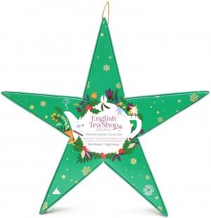 English Tea Shop Premium Holiday Selection (6) Green Star 12g