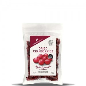 Ceres Dried Cranberries 140g