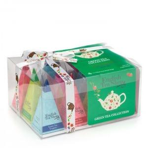 English Tea Shop Organic Green Tea Collection 24g