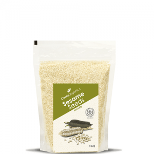 Ceres Organics Sesame Seeds Hulled 400g