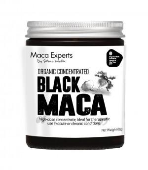 Seleno Health Organic Black Maca 65g