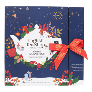 English Tea Shop Organic Advent Tea Calendar (25) 50g
