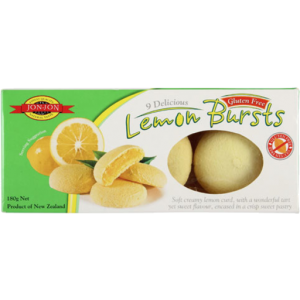Jon-Jon Lemon Bursts 180g