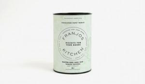 Franjos Kitchen Gluten Free Choc Chip Tanker Toppers 252g
