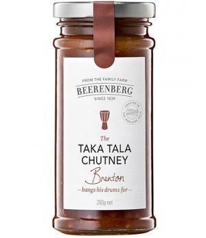 Beerenberg Taka Tala Chutney 280g