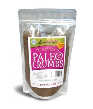 Purebread Young Buck Paleo Crumbs 400g