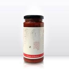 Heavensent Tomato & Harissa Relish 220g