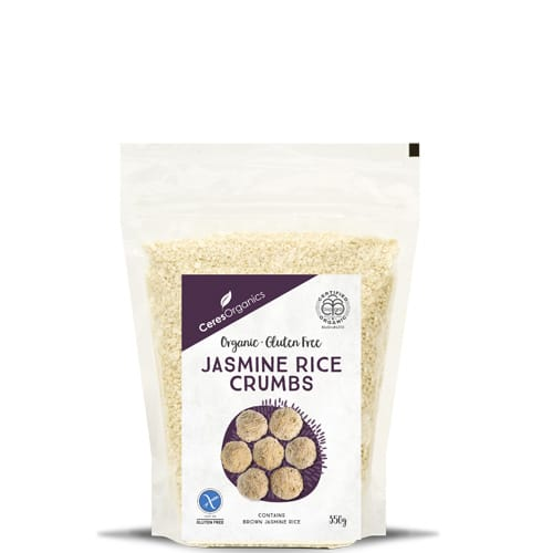 Ceres Organics Jasmine Rice Crumbs 350g