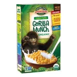 Envirokidz Gorilla Munch 284g