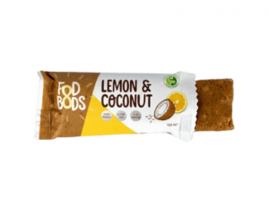 Fodbods Lemon & Coconut Bar 50g