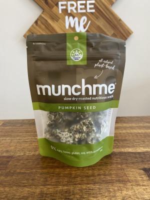 Munch Me Pumpkin Seed Snacks 250g