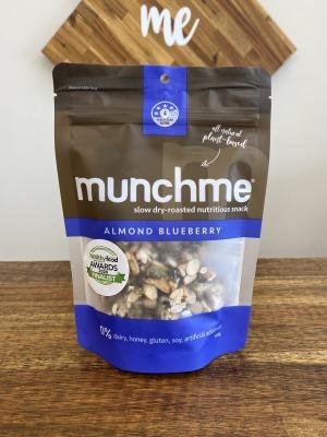 Munch Me Almond Blueberry Snacks 120g
