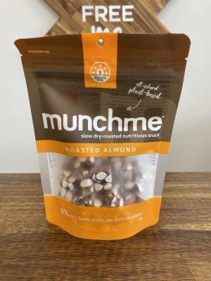Munch Me Roasted Almond Snacks 120g