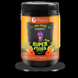 Nutra Organics Vital Veggie Power Superfoods Powder 300g