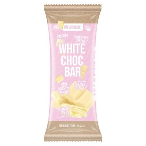 Vitawerx White Choc Bar 35g