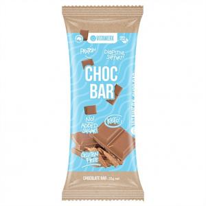 Vitawerx Milk Choc Bar 35g