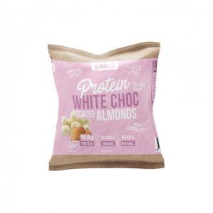 Vitawerx White Choc Coated Almonds 60g