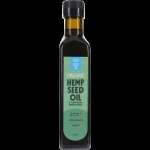 Chantal Organics Hemp Seed Oil 250ml